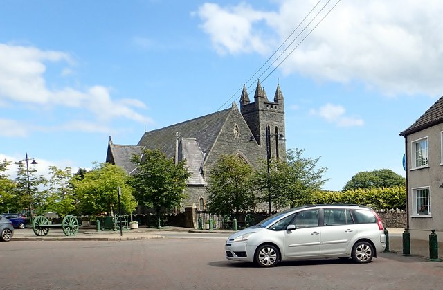 St John's CoI Church, Newtownhamilton