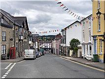 SO2956 : Church Street, Kington by John Allan