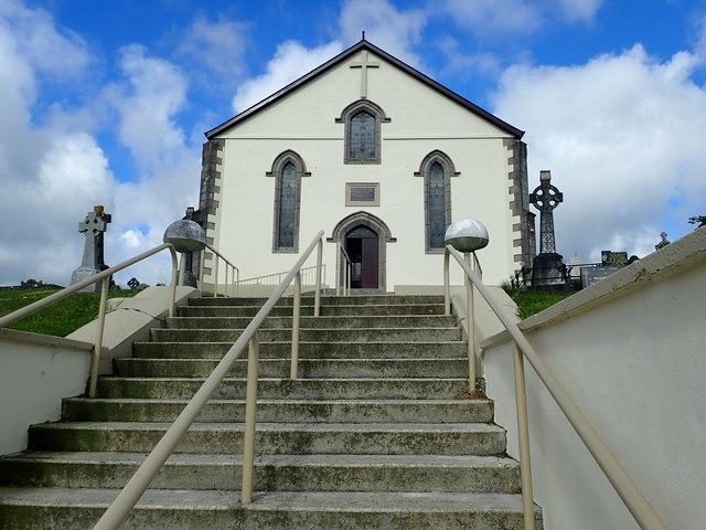 St Michael's Catholic Church, Newtownhamilton