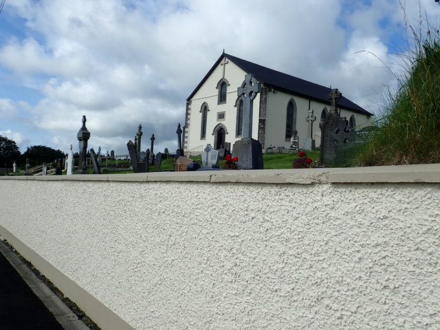 St Michael's Catholic Chapel, Dundalk Road, Newtownhamilton