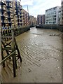 TQ3379 : Muddy inlet by Alan Hughes