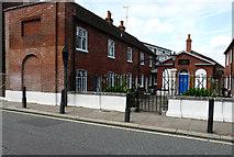 TQ7567 : The Hospital of Sir John Hawkins, High Street, Chatham by John Baker