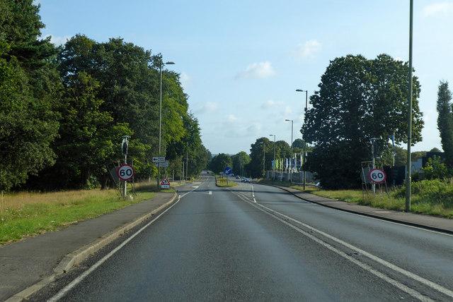 A325 Farnborough Road
