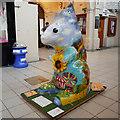 NH6645 : Go Nuts Squirrel, Victorian Market by Craig Wallace