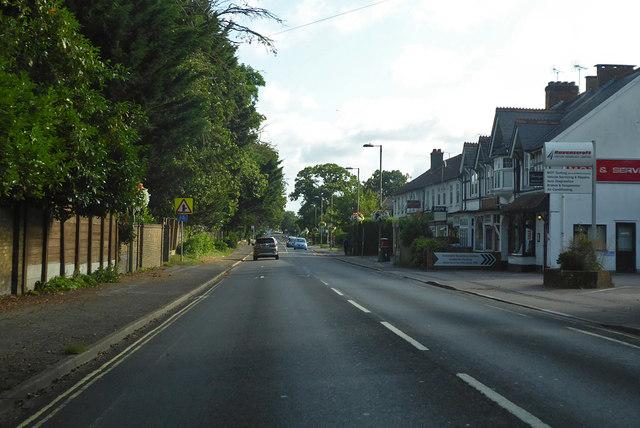 A3013 Fleet Road, Fleet