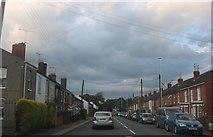 SK9767 : Lincoln Road, Bracebridge Heath by David Howard