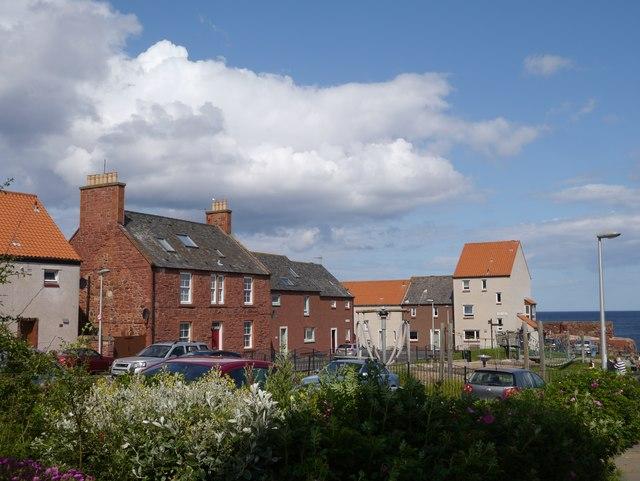 Houses in the Vennel Dunbar