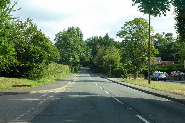 B3016 Longwater Road, Finchampstead