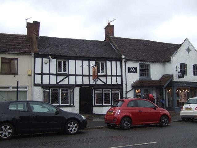 The Plough Inn, Shifnal