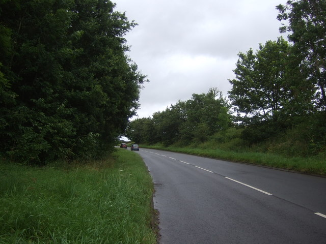B4379 towards Newport