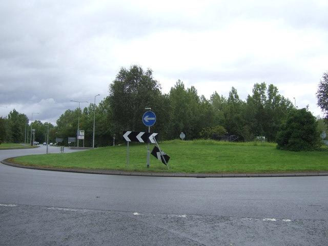Granville Roundabout
