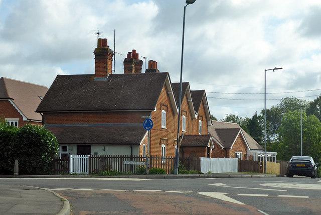 Cottages, Coppid Hill, Barkham