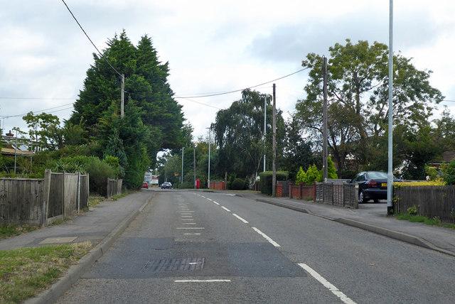 B3030 King Street Lane, Winnersh