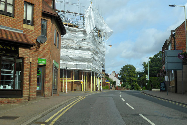 A321 Wargrave Road, Twyford