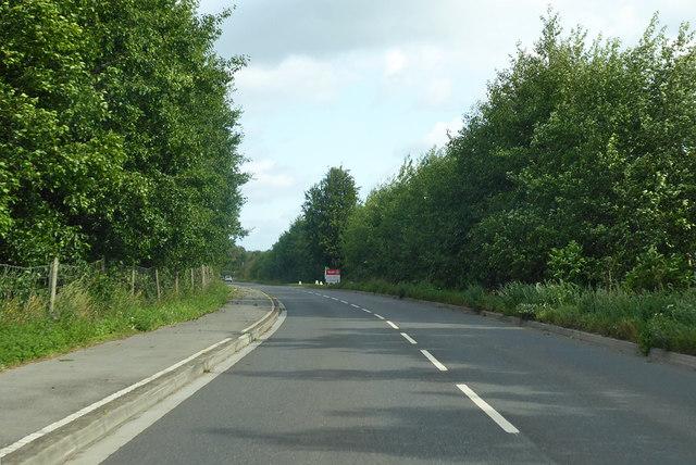A321 Wargrave Road