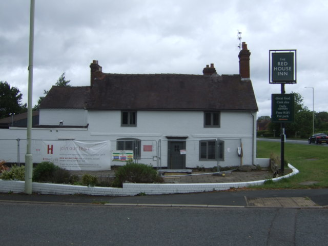 The Red House Inn, Lilleshall