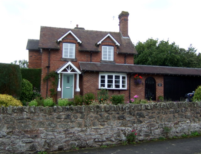 Cottage on Limekiln Lane, Lilleshall