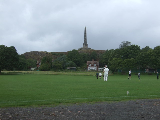 Practice, Lilleshall Cricket Club