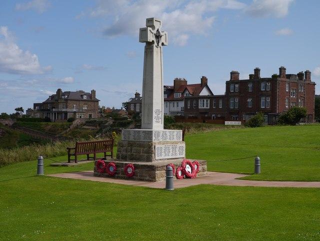 War Memorial in Dunbar