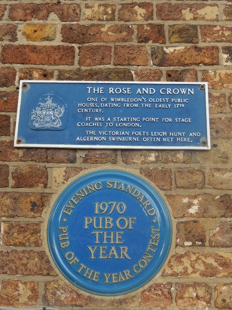 The Rose and Crown, Wimbledon
