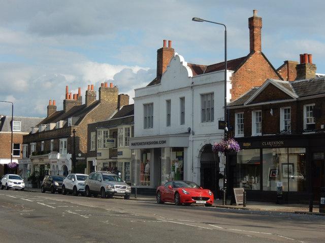 High Street, Wimbledon