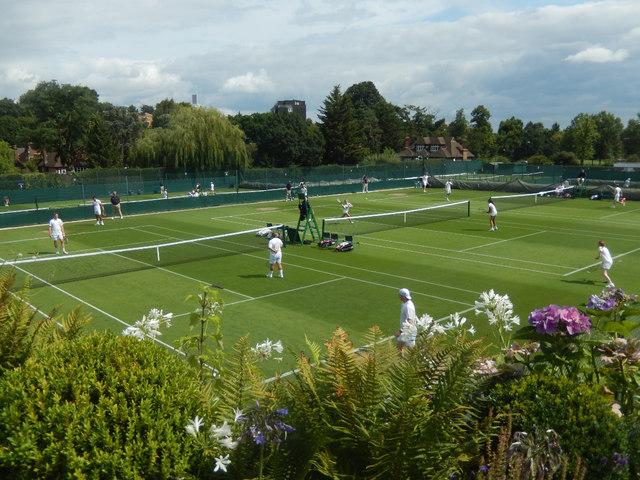 Aorangi Park Tennis Courts