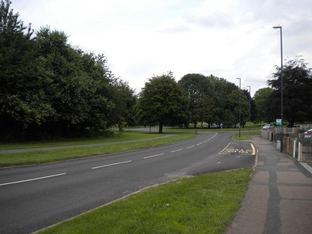 Prince Charles Avenue, Mackworth