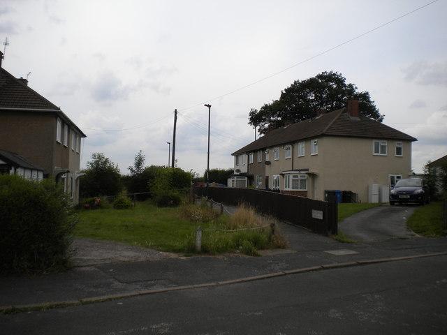 Houses off Westbourne Park, Mackworth