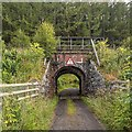 NC7103 : Low Bridge at Dalmore by valenta