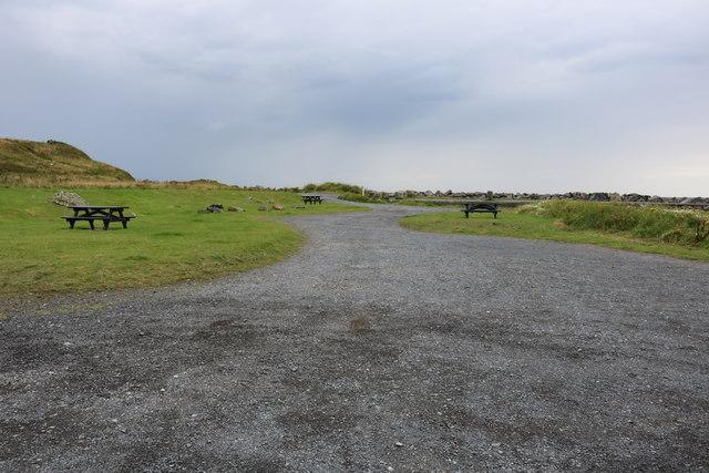 Car Park & Picnic Area, Port Logan
