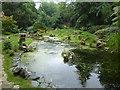 TQ6249 : The Japanese Garden in Broadview Gardens by Marathon
