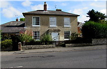 SU1659 : Grade II Listed Highway House, Green Drove near Pewsey by Jaggery