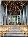 SP3379 : Interior of Coventry Cathedral by Philip Halling