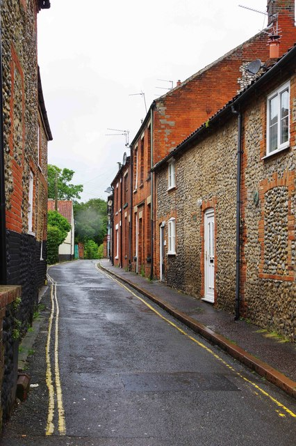 Swan Street (1), Fakenham, Norfolk