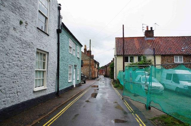 Swan Street (2), Fakenham, Norfolk