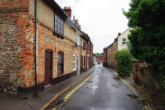 Swan Street (3), Fakenham, Norfolk