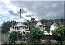 SU1686 : Stratton Road, Swindon by Alan Hughes