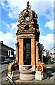 NS5766 : Cameron Memorial Fountain - Glasgow by Raibeart MacAoidh