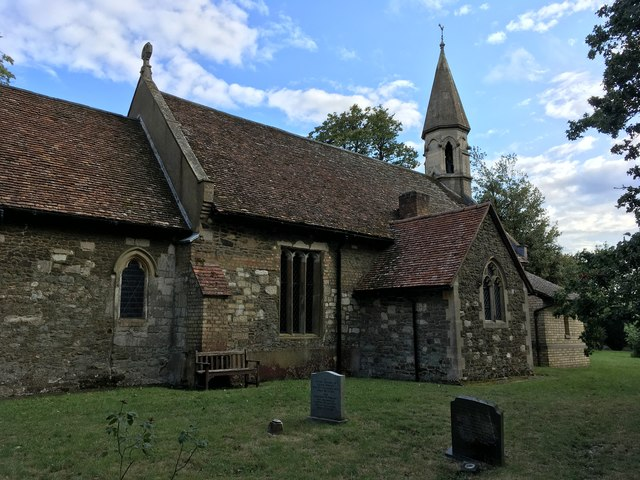 St Michael and all Angels Great Billington