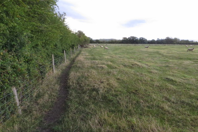 Footpath to Eaton Bray