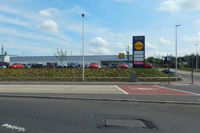 Renfrew Road Retail Park