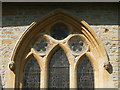 ST7750 : Two faces of St Mary's church by Neil Owen