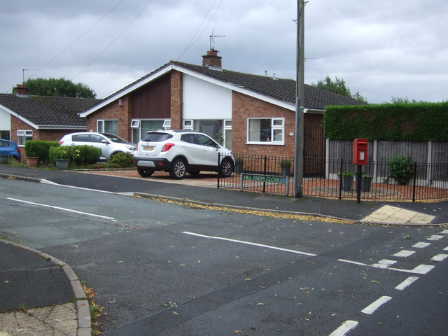 Bungalow on Hill Farm Close, Moss Pit, Stafford