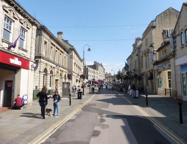 High Street, Chippenham