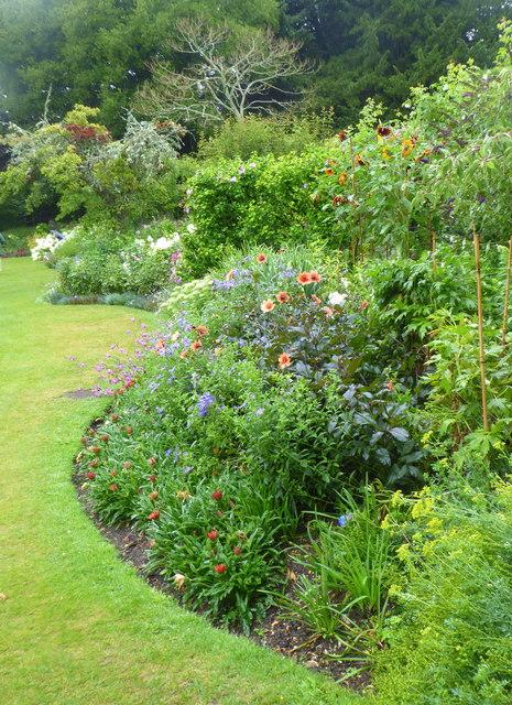The Secret Garden, Highclere Castle