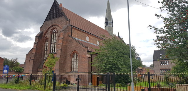 St Clement's Church, Ordsall, Salford