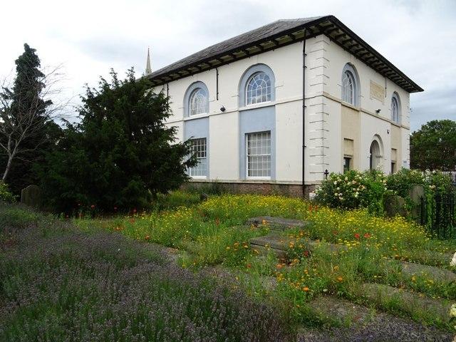 Former Cheltenham Chapel