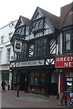 SJ9223 : The Bear, Stafford by JThomas