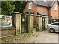 SK5740 : Nottingham Arboretum gateway and lodge, North Sherwood Street by Alan Murray-Rust