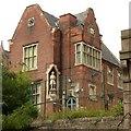 SK5740 : Former Bluecoat School, Mansfield Road, Nottingham by Alan Murray-Rust